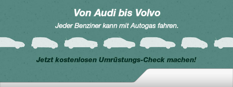 Autogas Umruestungs-Check